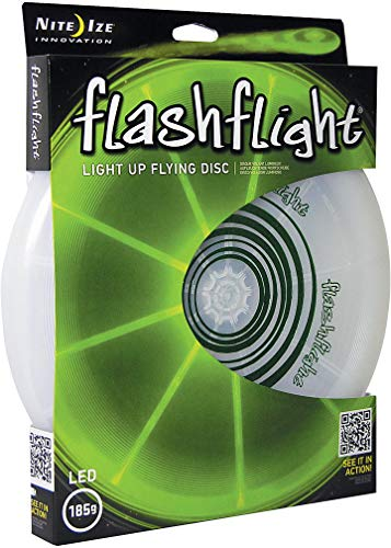Flashflight Nite-IZE GRÜN nachtleuchtende LED Ultimate Frisbee Disc