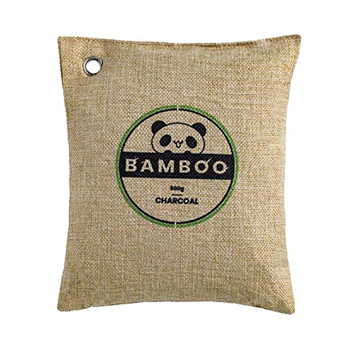 Great Features Of Sundlight 3 Pack Bamboo Charcoal Purifying Bag Bamboo Charcoal Odor Eliminator Bag...