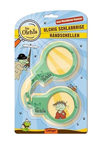 Die Olchis Olchig schlabbrige Handschellen