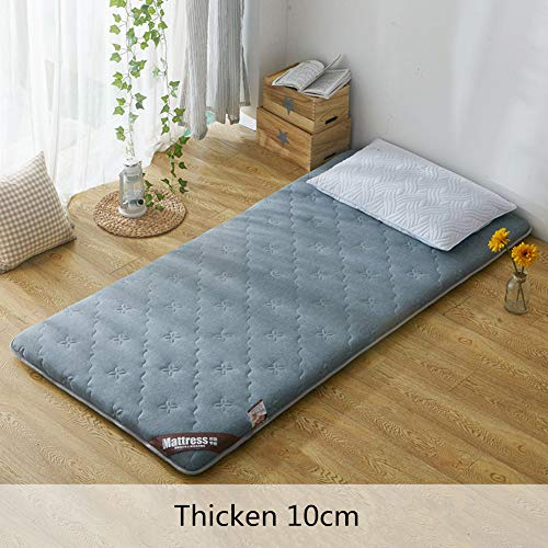 Tensism Tatami Mattress,Thicken/Tatami Mat,Sleeping Japanese/Foldable Futon Floor Mat,Double Single Futon/Mat-b 150x200cm(59x79inch)