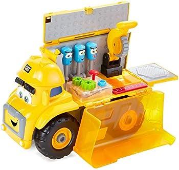 Cat Construction Junior Crew Fix-It Phillip Preschool Learning Set