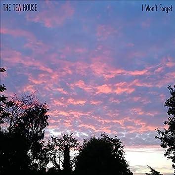I Won't Forget