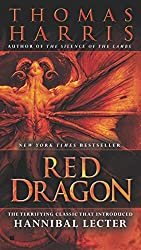 Cover of Thomas Harris's Red Dragon