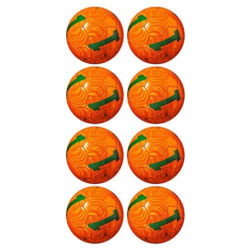 Best Sporting - Trainingsbälle für Fußball in Orange, Größe 2 Stück