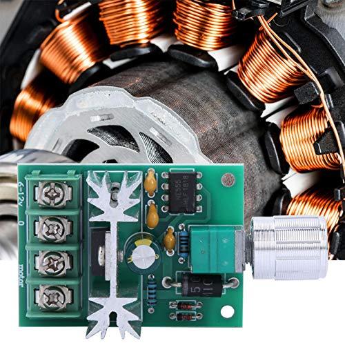 Rendimiento estable DC 6-12V 2.0 * 1.5in Motor Governor Aplicaciones industriales para producción industrial