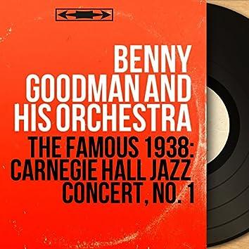 The Famous 1938: Carnegie Hall Jazz Concert, No. 1 (Live, Mono Version)