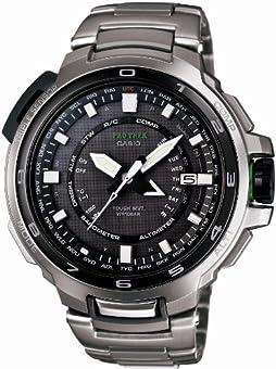 [カシオ] 腕時計 プロトレック PRX-7000T-7JF シルバー