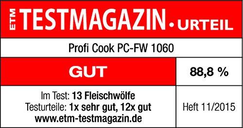 Proficook FW 1060