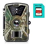Caméra de Chasse, UKTUNU Caméra de Surveillance Infrarouge...