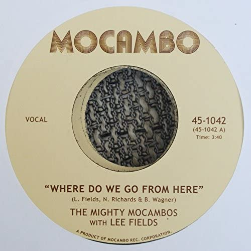 The Mighty Mocambos & Lee Fields