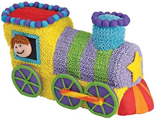 Novelty Cake Pan-Choo Choo Train