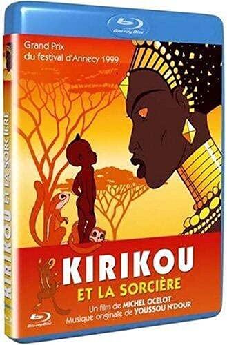 Kirikù e la strega Karabà / Kirikou and the Sorceress (1998) ( Kirikou et la sorcière ) ( Kirikou & the Sorceress ) [ Origine Francese, Nessuna Lingua Italiana ] (Blu-Ray)
