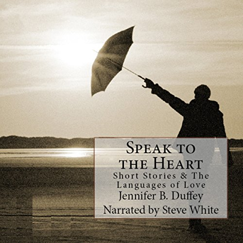 Speak to the Heart audiobook cover art