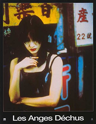 Fallen Angels Poster Movie (11 x 14 Inches - 28cm x 36cm) (1995) (French Style F)