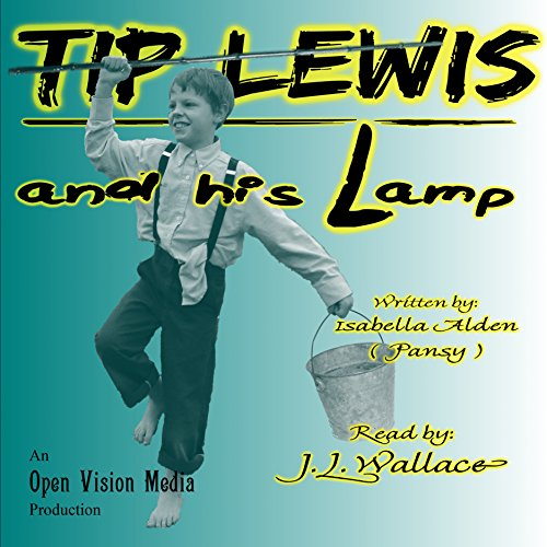 Tip Lewis and His Lamp audiobook cover art