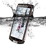 Telephone Portable Incassable Smartphone Étanche Antichoc Résistant V66 v mobile Smartphone 3G+...