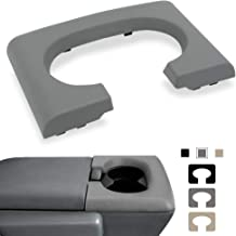 Newace Center Console Cup Holder Pad Compatible with F150...