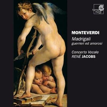 Monteverdi: Madrigali guerrieri ed amorosi (Libro VIII)