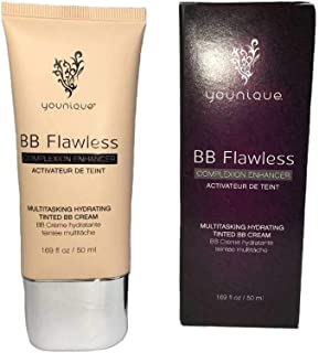 BB Flawless Complexion Enhancer CREAM - COOL IVORY A lightweight moisturizer & creamy foundation all-in-one
