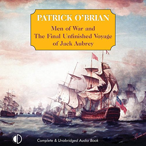 Men-of-War audiobook cover art
