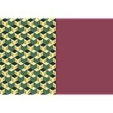 Chermyaa 布 生地 毘沙門亀甲柄 巾着約150cm*1m 手芸 手作り ハンドメイド (2色)