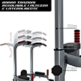 Zoom IMG-1 sportstech 7in1 power tower pt300