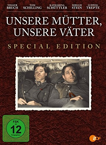 Unsere Mütter, unsere Väter - Special Edition [3 DVDs]