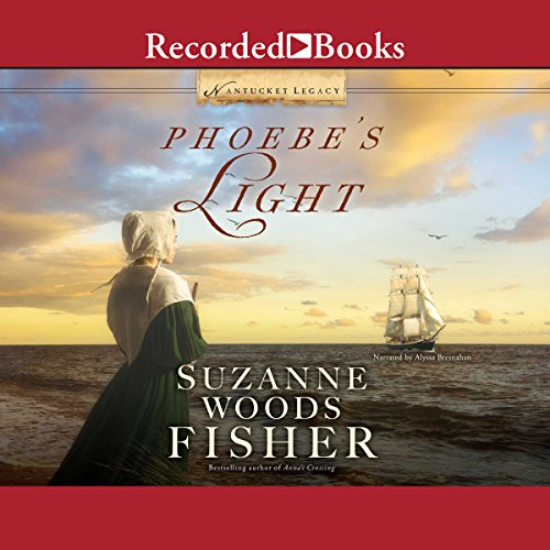 Phoebe's Light audiobook cover art