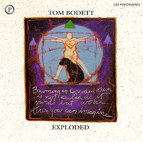 Exploded audiobook cover art