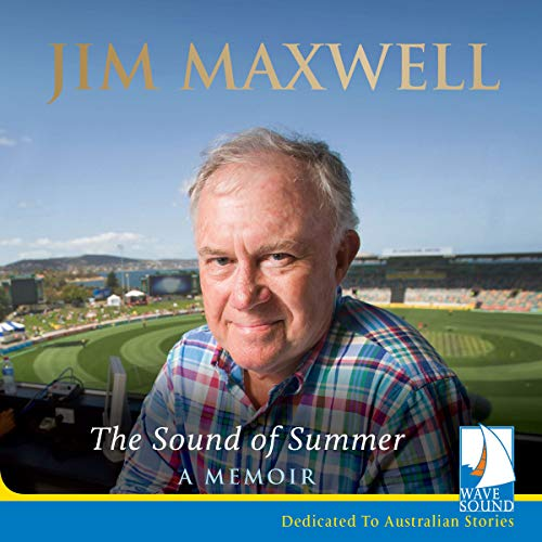 The Sound of Summer audiobook cover art