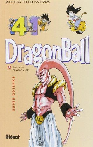 Dragon Ball (sens français) - Tome 41: Super Gotenks