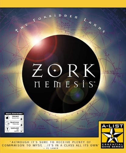Zork Nemesis - PC by Activision