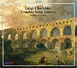 Cherubini: Complete String Quartets / Sämtliche Streichquartette