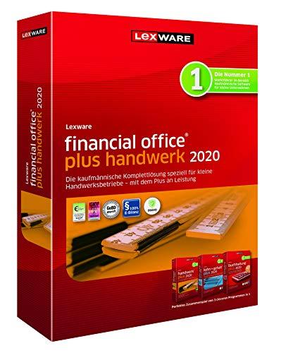 Lexware financial office plus handwerk 2020 Jahresversion (365-Tage)