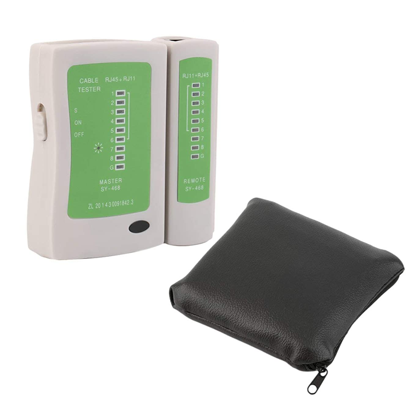 ロードブロッキング購入鉱夫Tivollyff プロフェッショナルRJ45 RJ11 RJ12 CAT5 UTPネットワークLAN USBケーブルテスター検出器リモートテストツールネットワーキングツール