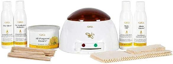 GiGi Student Starter Hair Removal Waxing Kit