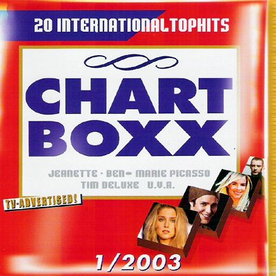 Int. Chartservice 1-3 (CD Compilation, 20 Tracks)