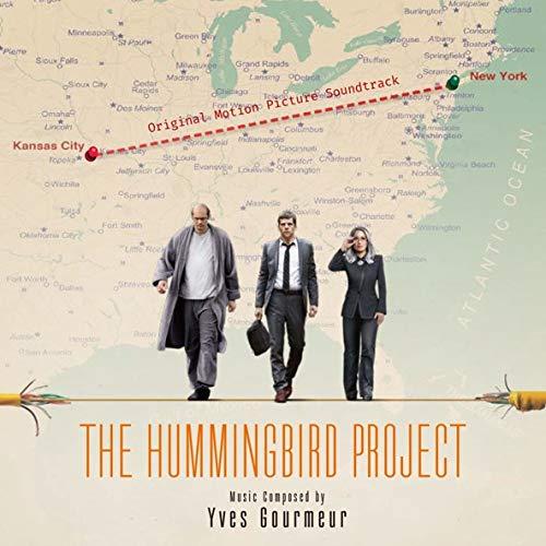 ハミングバード・プロジェクト 0.001秒の男たち