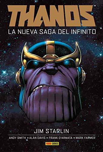 Thanos. La primera nueva trilogía