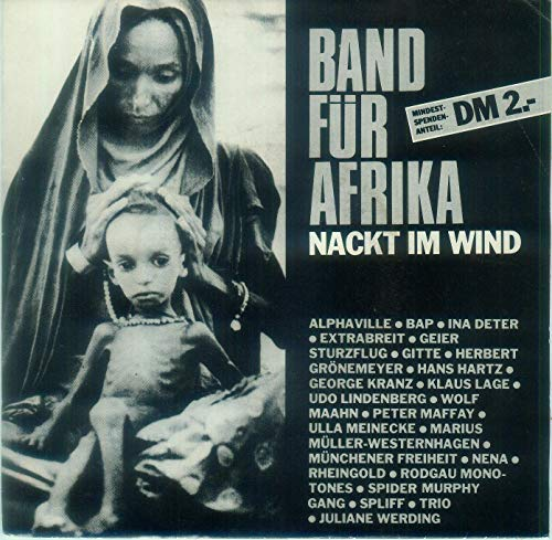 Nackt im Wind (1985) / Vinyl single [Vinyl-Single 7'']