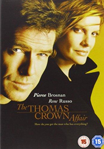 Thomas Crown Affair The (1999) DVD [Reino Unido]