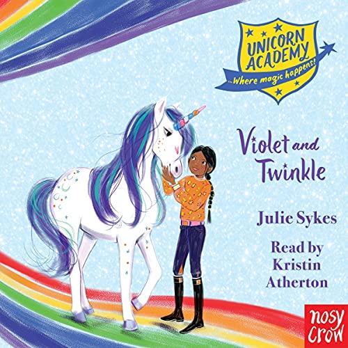 Couverture de Unicorn Academy: Violet and Twinkle