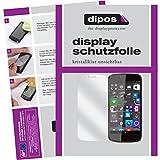 dipos I 2X Schutzfolie klar kompatibel mit Archos 50 Cesium Folie Bildschirmschutzfolie