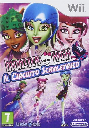 BG Games Monster High: Il Circuito Scheletrico, Wii Nintendo Wii ITA videogioco