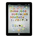 LoveLeiter Kindertablet Kind Früherziehungs Maschine iPad Kinder Lernen Tablet Computer Lesemaschine Frühe Erziehung Puzzle Spielzeug Lernspielzeug,Baby Spielzeug ab 9 Monate für Kleinkind Early
