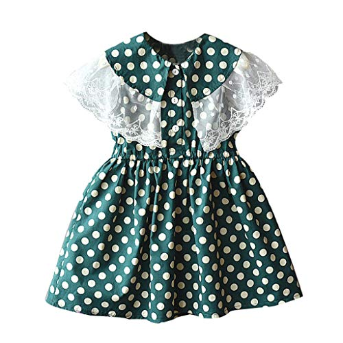 Yanhoo-Kinder Baby Mädchen Kleidung Set 2 Stück Tops+ Rock Tütü Pettiskirt Geburtstag Geschenk Outfits Verkleidung