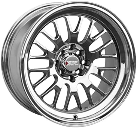 XXR Wheels 531 Platinum Wheel Finish It is very popular with 5x100. Painted 18x11