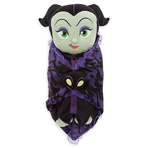 Disney Babies Maleficent Plush Doll & Blanket 11.5 Inch