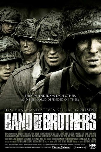 Band of Brothers 11 x 17 Movie Poster - Style H by Pop Culture