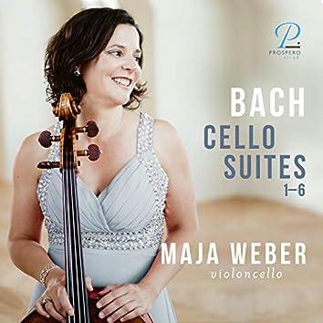 Bach: Complete Cello Suites BWV 1007-1012